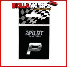 07926 PILOT 3D LETTERS TYPE-1 (18 MM) - P