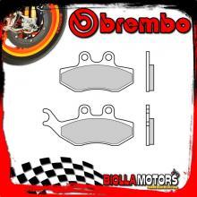 07049 PASTIGLIE FRENO ANTERIORE BREMBO FANTIC MOTOR MX REGOLARITࡃASA 2008- 50CC [ORGANIC]