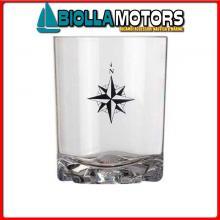 5801220 MB NORTHWIND SET 6PZ BICCHIERE ACQUA Bicchiere Water