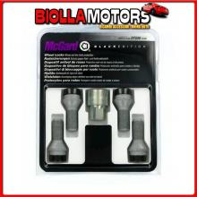 MG27226SUB MCGARD BULLONI CONICI, KIT 4 PZ - BLACK EDITION - A220 BMW I3 (I03) (11/13>)