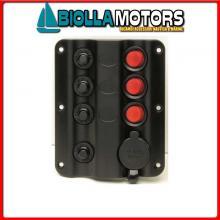 2102732 PANNELLO WAVE LED 3S+SOCK Pannello Wave Socket