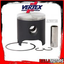 22435D PISTONE VERTEX 73,978mm 2T FANTIC MOTOR TRIAL 250 Section - 250cc (1 segmenti)