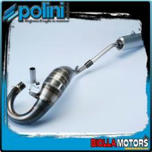 200.0267 MARMITTA SCARICO POLINI FOR RACE BETA RR 50 ENDURO, MOTARD 50 ALU AM6 2003