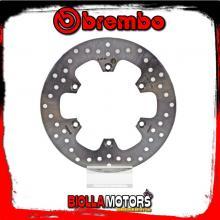68B407E4 DISCO FRENO POSTERIORE BREMBO YAMAHA XJR (BREMBO CALIPER) 1998- 1300CC FISSO