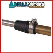 490205015 TUBO ASTUCCIO D50X1500 57/71 OTTONE Tubi per Astucci Porta Elica