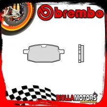 07041 PASTIGLIE FRENO ANTERIORE BREMBO CAGIVA CITY 2008- 50CC [ORGANIC]
