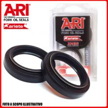 ARI.150 KIT PARAPOLVERE FORCELLA MARZOCCHI 41 mm FORK TUBES CONVENTIONAL 41cc 2005-2011