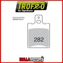 43028200 PASTIGLIE FRENO ANTERIORE OE DB MOTORS SPORT 50 ZZ 2000- 50CC [ORGANICHE]