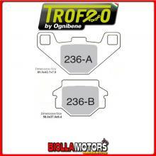 43023600 PASTIGLIE FRENO POSTERIORE OE TM all models 80 1990-1993 80CC [ORGANICHE]