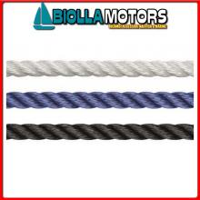 3103408200 LIROS LIROLEN 8MM BLUE NAVY 200M Liros Lirolen