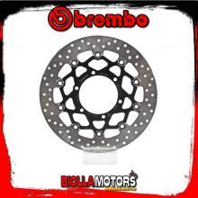 78B40863 DISCO FRENO ANTERIORE BREMBO SUZUKI GSX-R 2008- 600CC FLOTTANTE