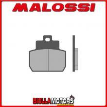 6216418BB COPPIA PASTIGLIE FRENO MALOSSI Posteriori PIAGGIO BEVERLY 500 ie 4T LC euro 2-3 SPORT Posteriori - per veicoli con PIN