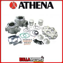 P400485100024 392cc 68mm ATHENA Big Zylinder KIT YAMAHA YFZ 350 Bore BANSHEE 350 ccm-1987-2006