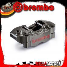 XA78910 PINZA FRENO SX RADIALE BREMBO CNC MOTARD P4 Ø30/34 100mm [ANTERIORE]