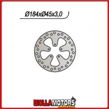 659704 DISCO FRENO ANTERIORE NG FACTORY Phantom R12 Air 50CC 2004/2005 704