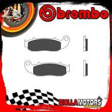 07GR79CC PASTIGLIE FRENO ANTERIORE BREMBO FANTIC MOTOR CABALLERO MOTARD 2010- 125CC [CC - SCOOTER CARBON CERAMIC]