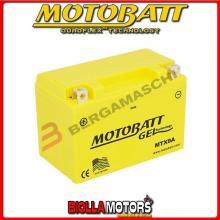 MTX9A BATTERIA YTZ12S-BS HONDA NC700 700 --- MOTOBATT YTZ12SBS