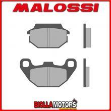 6215858BB COPPIA PASTIGLIE FRENO MALOSSI Posteriori KYMCO SUPER 9 50 2T LC SPORT Posteriori - per veicoli PRODOTTI 2002 -->