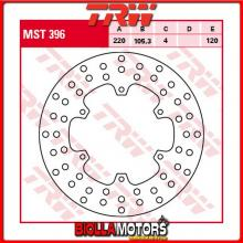 MST396 DISCO FRENO ANTERIORE TRW Derbi GP1 50 Open 2006-2011 [RIGIDO - ]