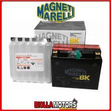 MOT12B-BS BATTERIA MAGNETI MARELLI YT12B-BS SIGILLATA CON ACIDO YT12BBS MOTO SCOOTER QUAD CROSS