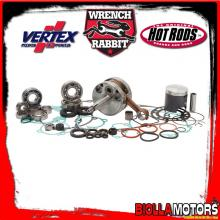 WR101-106 KIT REVISIONE MOTORE WRENCH RABBIT KAWASAKI KX 100 2001-2004