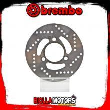 68B40714 DISCO FRENO POSTERIORE BREMBO PEUGEOT SPEEDFIGHT (BREMBO CAL.) 1996- 50CC FISSO