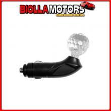 39089 LAMPA CRYSTAL-BALL 12V - MULTICOLOUR