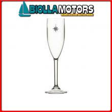 5801239 MB NORTHWIND SET 6PZ BICCHIERE CHAMPAGNE Calice Champagne