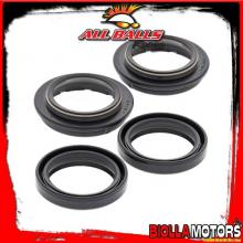 56-127 KIT PARAOLI E PARAPOLVERE FORCELLA KTM JR ADV 50 50cc 2001- ALL BALLS