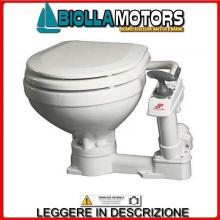 1320318 BASE WC JOHNSON WC - Toilet Manuale Johnson