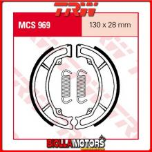 MCS969 GANASCE FRENO ANTERIORE TRW Yamaha XC 125 Beluga 1988-1992 [ORGANICA- ]