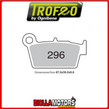 43029600 PASTIGLIE FRENO POSTERIORE OE TM all models 125 2005- 125CC [ORGANICHE]