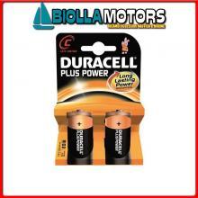2040003 BATTERIE DURACELL C BLISTER Batterie Duracell C