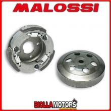5218183 KIT FRIZIONE E CAMPANA MALOSSI D. 107 MBK BOOSTER NAKED 50 2T EURO 2 (A137E) FLY CLUTCH -