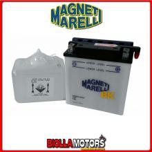MOB5L-B/SM BATTERIA MAGNETI MARELLI YB5L-B CON ACIDO YB5LB MOTO SCOOTER QUAD CROSS