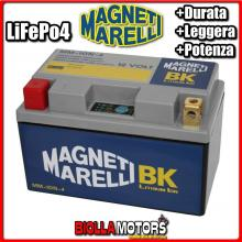 MM-ION-4 BATTERIA LITIO MAGNETI MARELLI YTZ14S-BS LiFePo4 YTZ14SBS MOTO SCOOTER QUAD CROSS