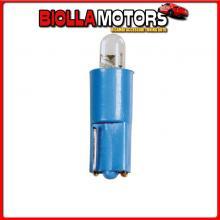98336 LAMPA 24V KIT LAMPADE CRUSCOTTO LED 1 LED - (T3) - W2X4,6D - 5 PZ - SCATOLA - BIANCO