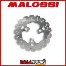 6214097 DISCO FRENO MALOSSI BAOTIAN ECO BIKE 50 4T (139 QMB) D. ESTERNO 155 - SPESSORE 3,5 MM -