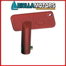 2103055 CHIAVE Q RED Chiavi Ricambio per Staccabatterie