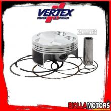 22032100 PISTONE VERTEX 1mm BENELLI Scooter 491, K2, Pepe, Naked50 - 50CC