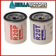 4121216 CARTUCCIA RACOR R25T 10MIC Cartucce per Filtri Separatori Diesel Racor