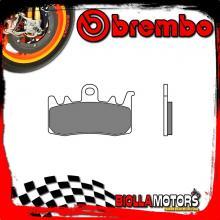 07BB38SC PASTIGLIE FRENO ANTERIORE BREMBO FANTIC MOTOR CABALLERO 2017- 500CC [SC - RACING]