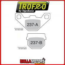 43023700 PASTIGLIE FRENO ANTERIORE OE BOMBARDIER ATV RALLY 200 2x4 2003- 200CC [ORGANICHE]