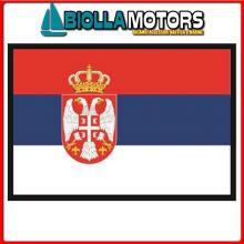 3404820 BANDIERA SERBIA 20X30CM Bandiera Serbia