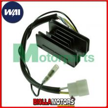 S1002L REGOLATORE DI TENSIONE WAI Suzuki GS850G 1982- 843cc 4-wire male plug & 1 bullet term. wire