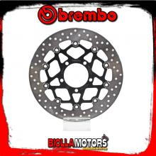 78B40861 FRONT BRAKE DISC BREMBO KAWASAKI ZX-6R ABS 2013- 636CC FLOATING