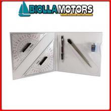 2430002 SET CARTEGGIO STD BASE Set Carteggio Patente Nautica S