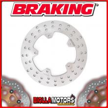 PI01FI DISCO FRENO ANTERIORE DX BRAKING LML STAR 2T (Rear Drum Model) 125cc 2010-2016 FISSO