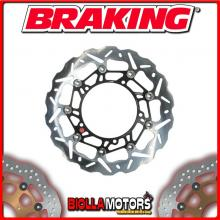 WK117R DISCO FRENO ANTERIORE DX BRAKING BMW HP4 1000cc 2013-2014 WAVE FLOTTANTE