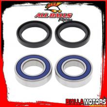 25-1404 KIT CUSCINETTI RUOTA ANTERIORE Triumph Speed Triple 955cc 2004- ALL BALLS